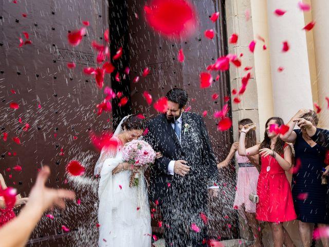 La boda de Jordi y Rosa en Sitges, Barcelona 27