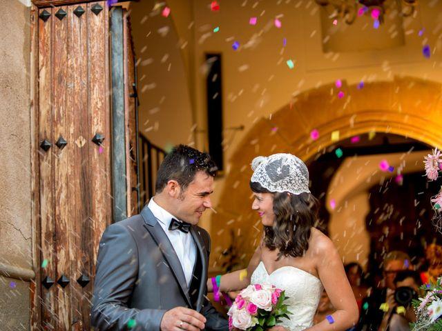 La boda de Antonio y Isa en Solana De Los Barros, Badajoz 14