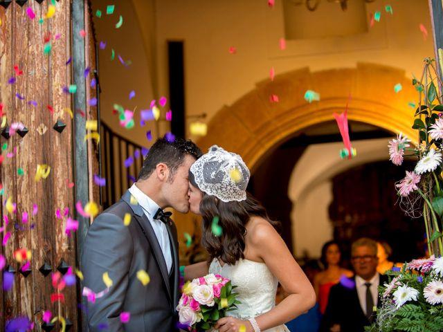 La boda de Antonio y Isa en Solana De Los Barros, Badajoz 15