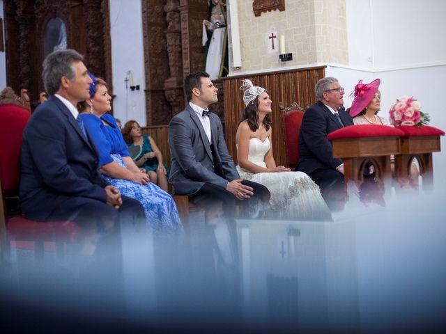 La boda de Antonio y Isa en Solana De Los Barros, Badajoz 12