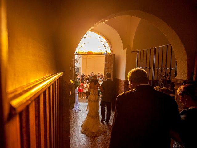 La boda de Antonio y Isa en Solana De Los Barros, Badajoz 17