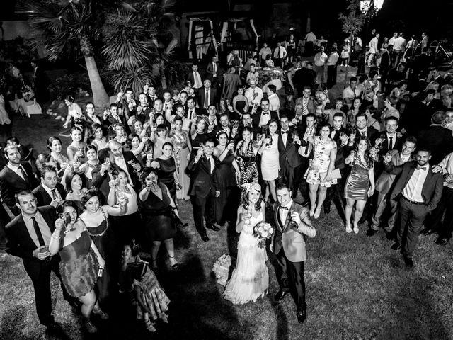 La boda de Antonio y Isa en Solana De Los Barros, Badajoz 30
