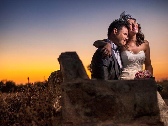 La boda de Antonio y Isa en Solana De Los Barros, Badajoz 25