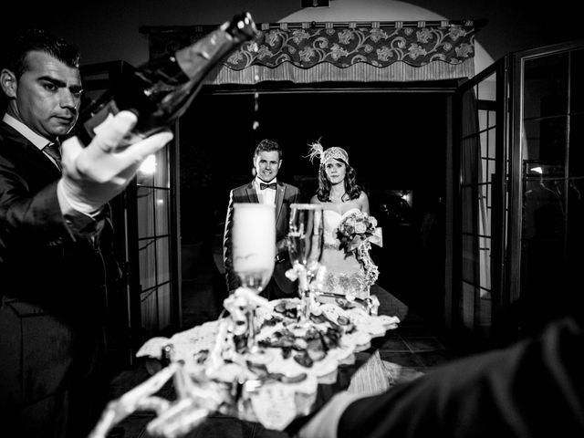La boda de Antonio y Isa en Solana De Los Barros, Badajoz 29