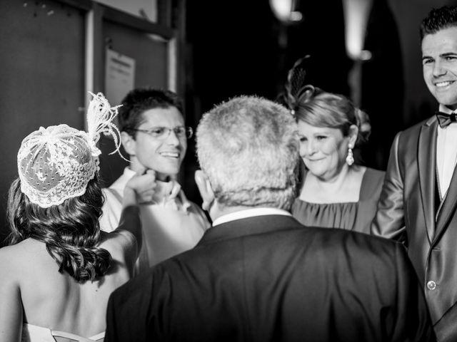 La boda de Antonio y Isa en Solana De Los Barros, Badajoz 11