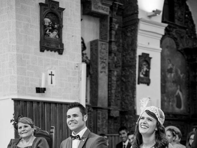 La boda de Antonio y Isa en Solana De Los Barros, Badajoz 13