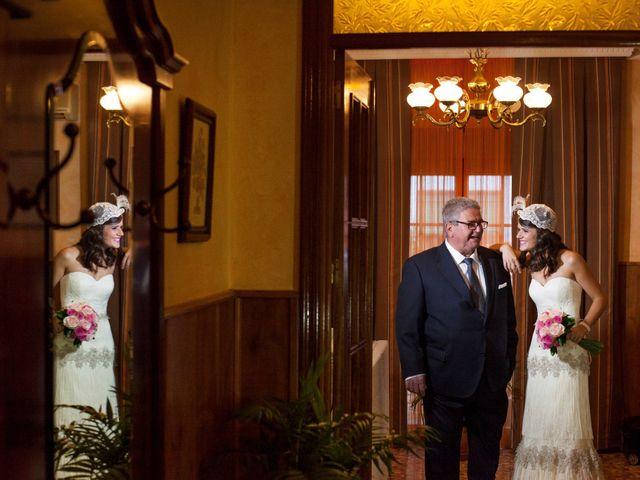 La boda de Antonio y Isa en Solana De Los Barros, Badajoz 8