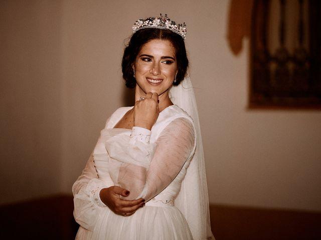 La boda de Manu y Lourdes en Gibraleon, Huelva 5