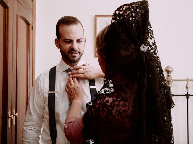 La boda de Manu y Lourdes en Gibraleon, Huelva 13
