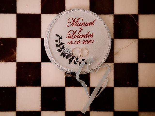 La boda de Manu y Lourdes en Gibraleon, Huelva 23