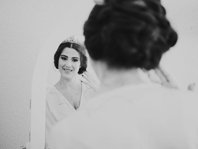 La boda de Manu y Lourdes en Gibraleon, Huelva 27