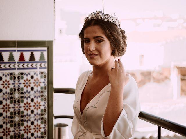 La boda de Manu y Lourdes en Gibraleon, Huelva 30