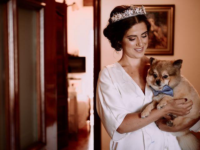 La boda de Manu y Lourdes en Gibraleon, Huelva 31