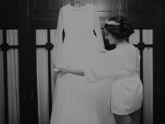 La boda de Manu y Lourdes en Gibraleon, Huelva 33