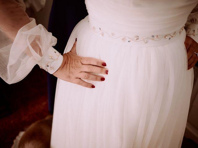 La boda de Manu y Lourdes en Gibraleon, Huelva 35