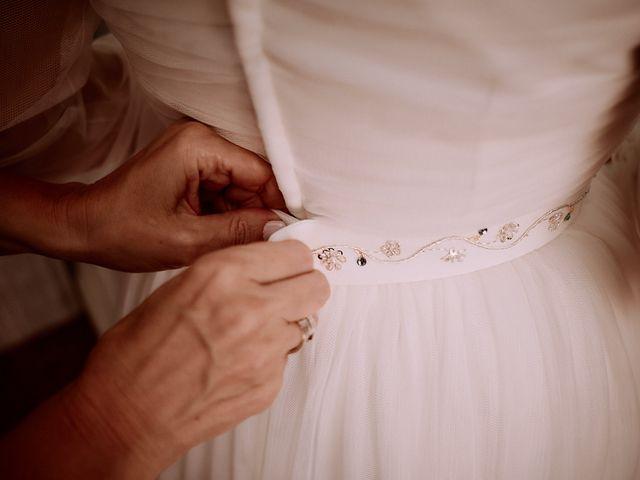 La boda de Manu y Lourdes en Gibraleon, Huelva 37