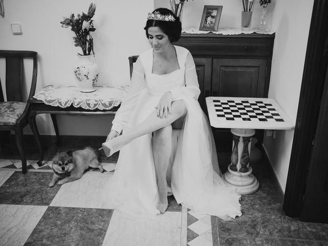 La boda de Manu y Lourdes en Gibraleon, Huelva 40