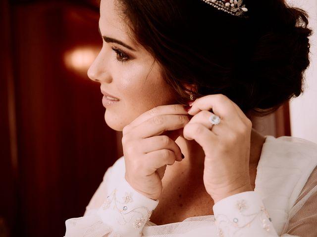 La boda de Manu y Lourdes en Gibraleon, Huelva 44