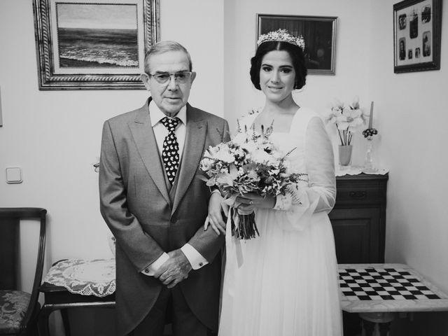 La boda de Manu y Lourdes en Gibraleon, Huelva 47