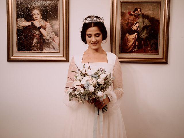 La boda de Manu y Lourdes en Gibraleon, Huelva 48