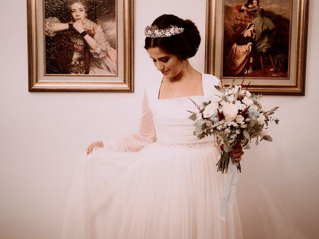 La boda de Manu y Lourdes en Gibraleon, Huelva 49