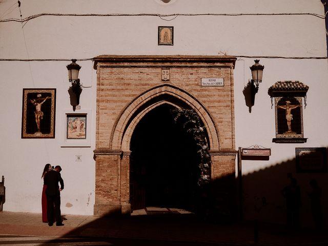 La boda de Manu y Lourdes en Gibraleon, Huelva 51