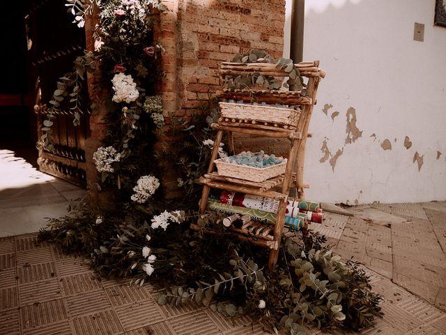 La boda de Manu y Lourdes en Gibraleon, Huelva 52