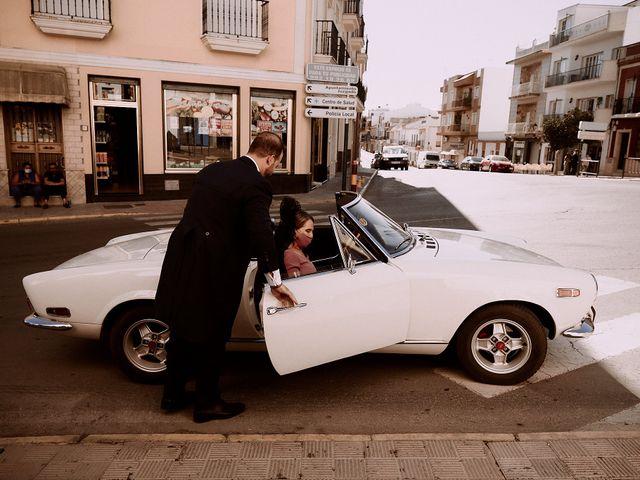 La boda de Manu y Lourdes en Gibraleon, Huelva 58