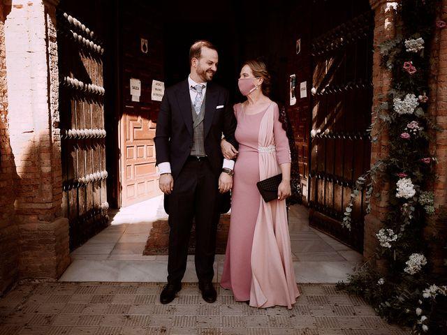 La boda de Manu y Lourdes en Gibraleon, Huelva 59