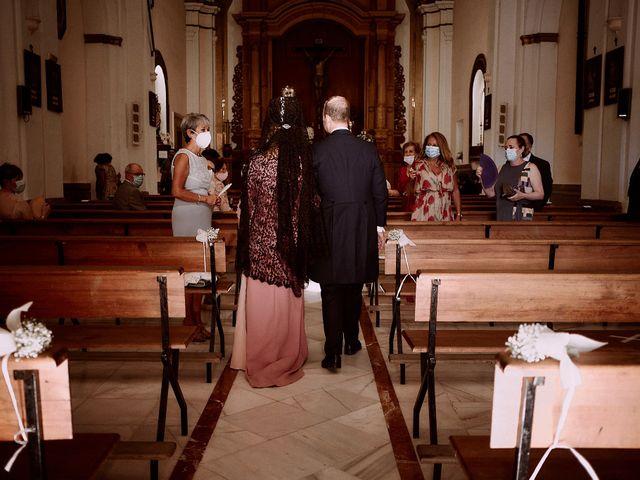 La boda de Manu y Lourdes en Gibraleon, Huelva 60