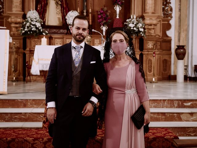La boda de Manu y Lourdes en Gibraleon, Huelva 62