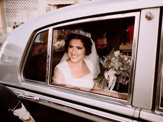 La boda de Manu y Lourdes en Gibraleon, Huelva 63