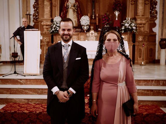 La boda de Manu y Lourdes en Gibraleon, Huelva 68