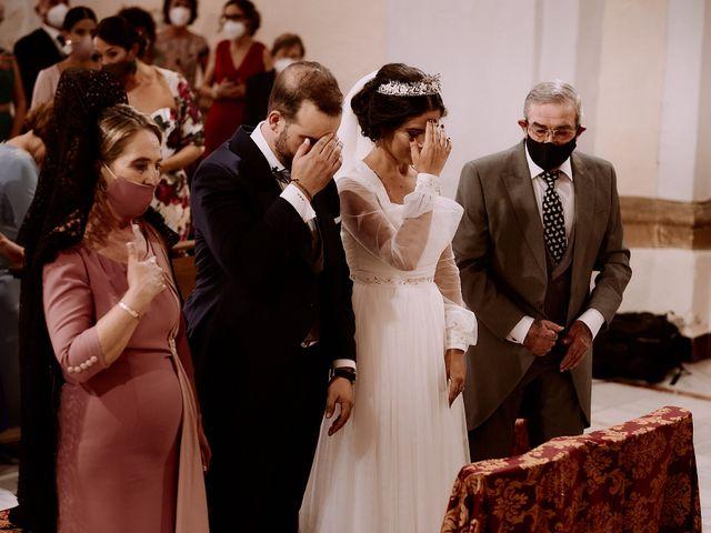La boda de Manu y Lourdes en Gibraleon, Huelva 70