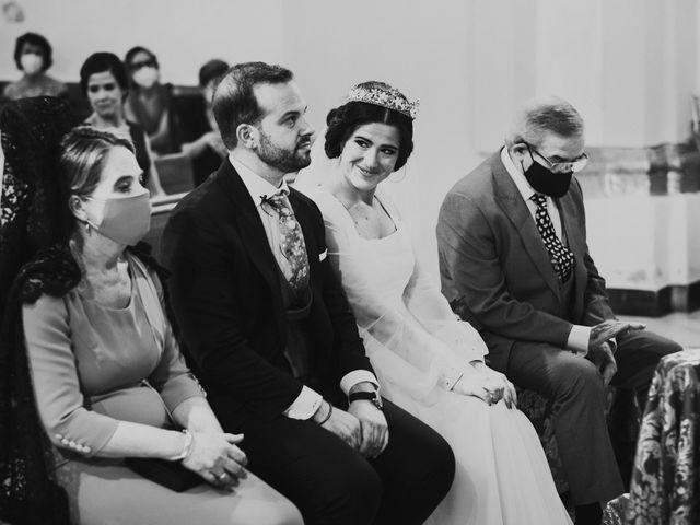 La boda de Manu y Lourdes en Gibraleon, Huelva 73