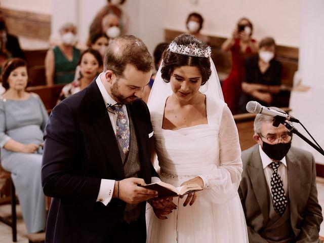 La boda de Manu y Lourdes en Gibraleon, Huelva 75