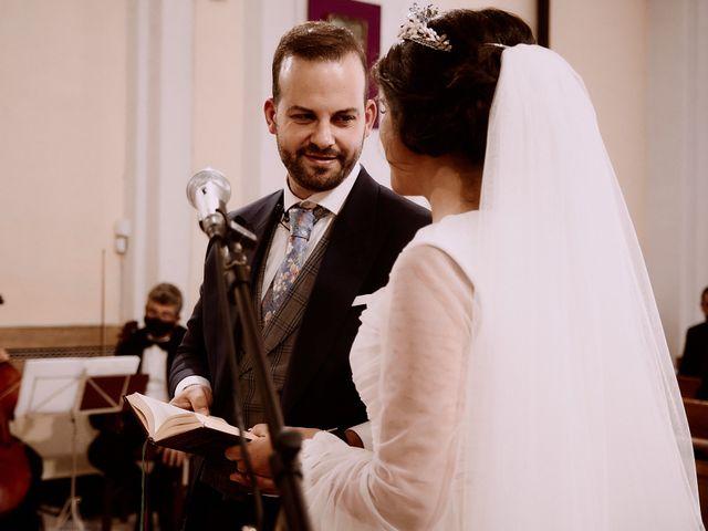 La boda de Manu y Lourdes en Gibraleon, Huelva 76