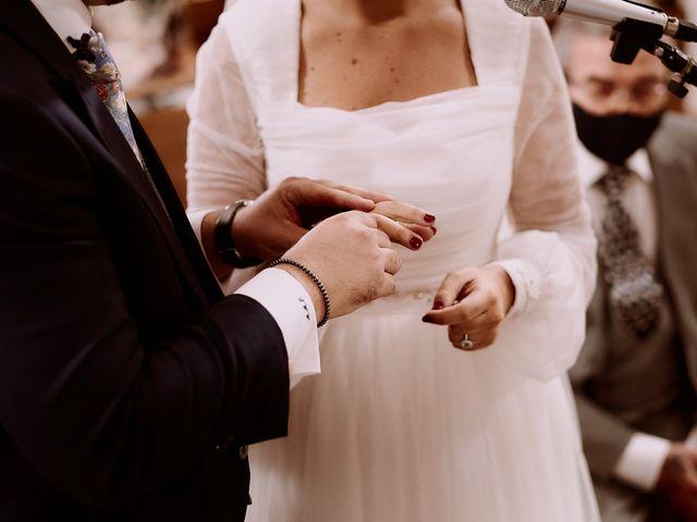 La boda de Manu y Lourdes en Gibraleon, Huelva 77