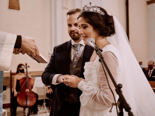 La boda de Manu y Lourdes en Gibraleon, Huelva 78