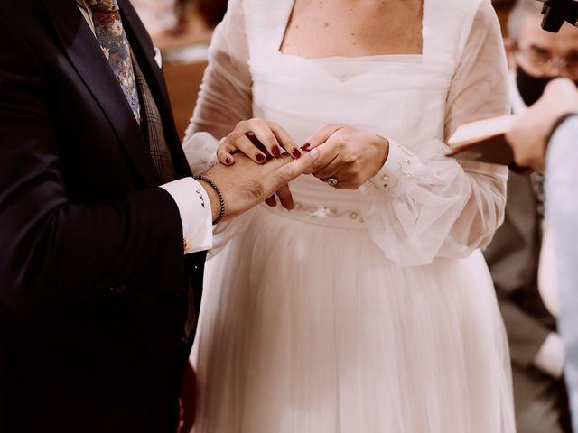 La boda de Manu y Lourdes en Gibraleon, Huelva 79