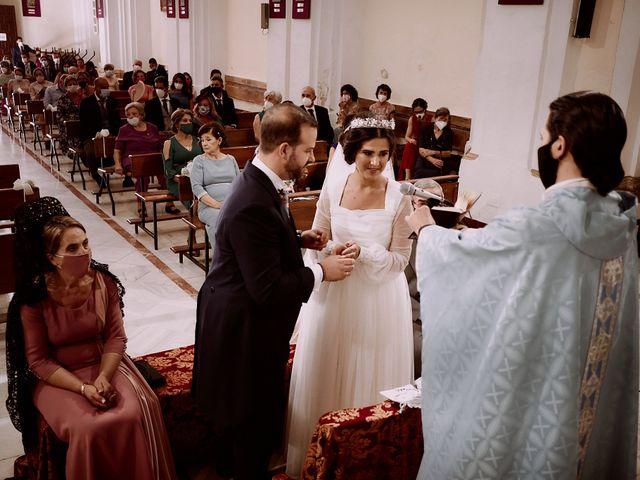 La boda de Manu y Lourdes en Gibraleon, Huelva 80