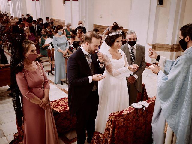 La boda de Manu y Lourdes en Gibraleon, Huelva 84
