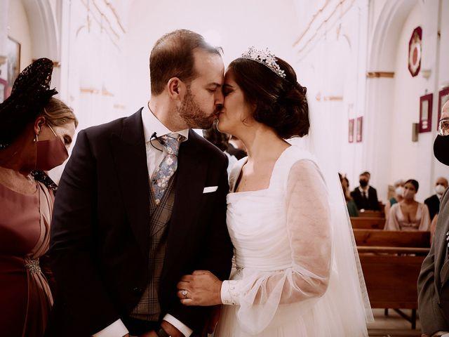La boda de Manu y Lourdes en Gibraleon, Huelva 85