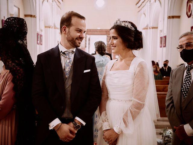 La boda de Manu y Lourdes en Gibraleon, Huelva 86