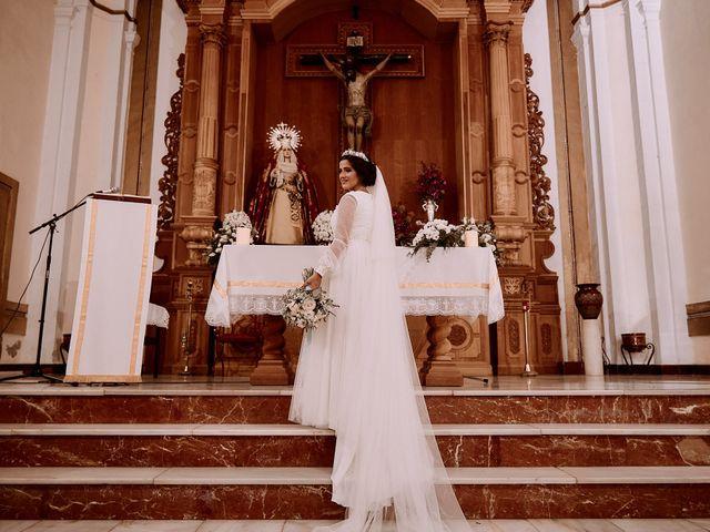 La boda de Manu y Lourdes en Gibraleon, Huelva 87