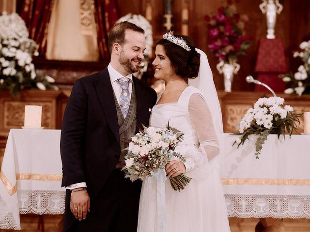 La boda de Manu y Lourdes en Gibraleon, Huelva 88