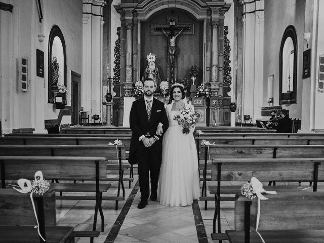 La boda de Manu y Lourdes en Gibraleon, Huelva 90