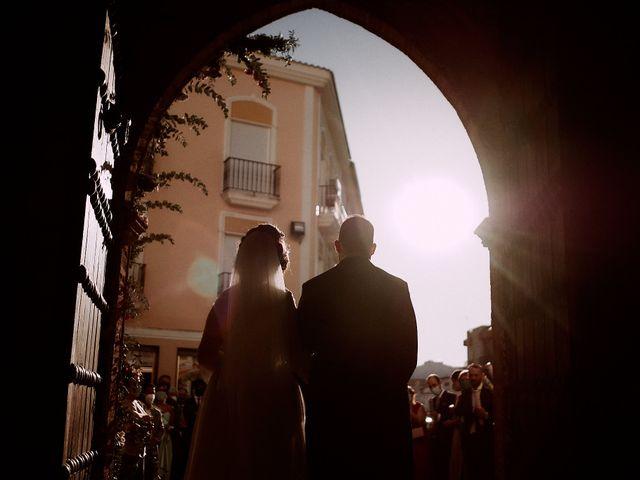 La boda de Manu y Lourdes en Gibraleon, Huelva 92
