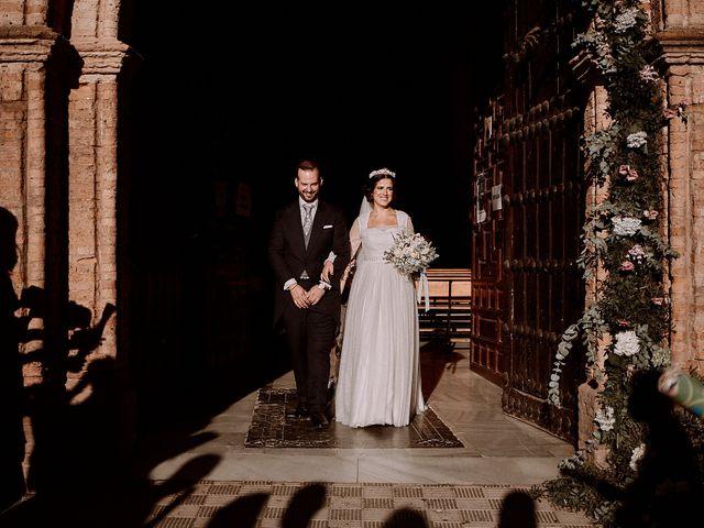 La boda de Manu y Lourdes en Gibraleon, Huelva 93