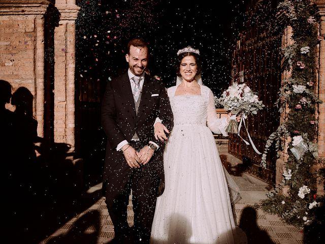 La boda de Manu y Lourdes en Gibraleon, Huelva 96